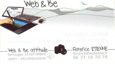 Carte Web & Be attitude