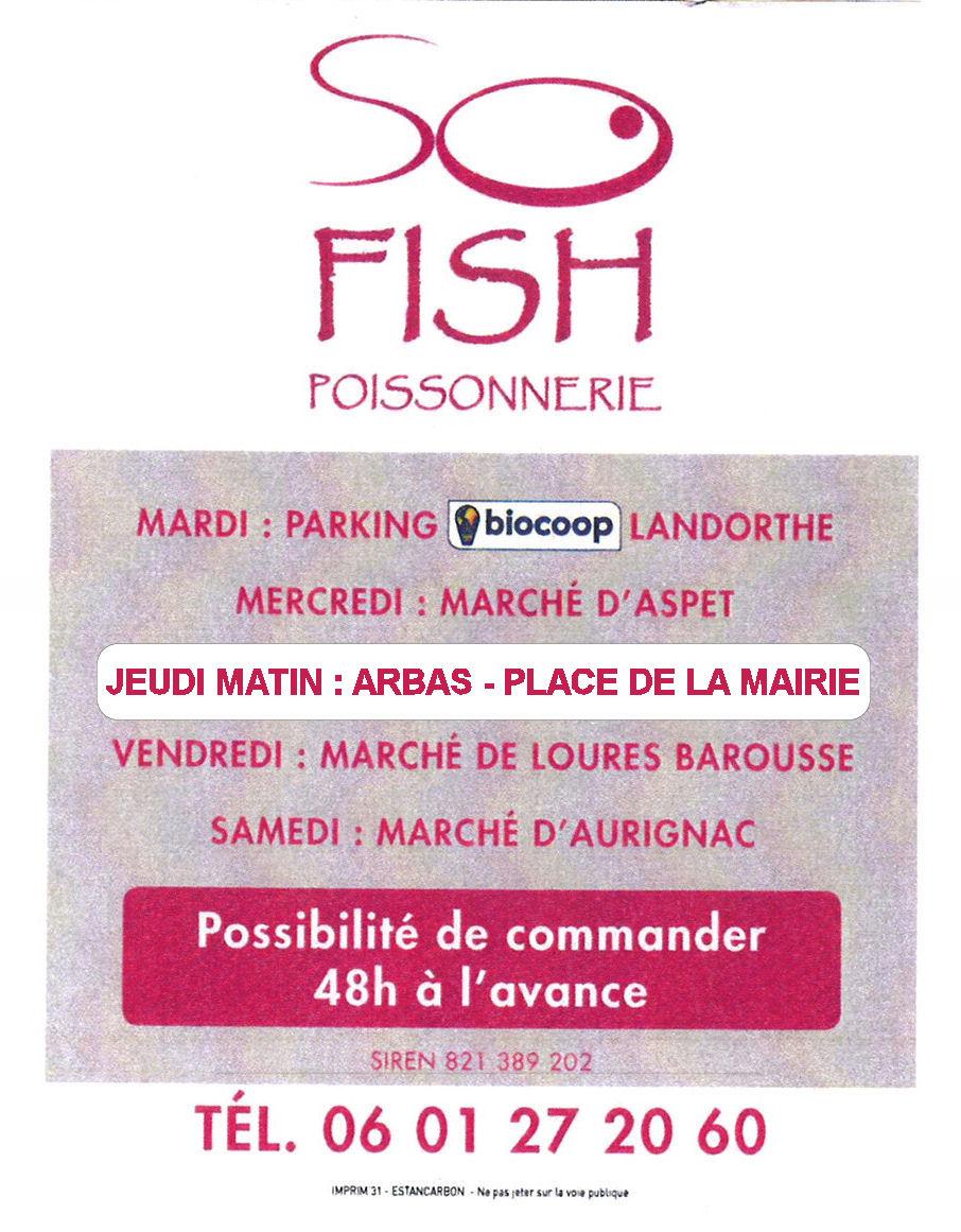 Flyer SoFish Arbas